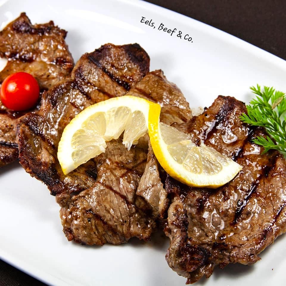 Diarias 2 Restaurante Eels, Beef & Co.