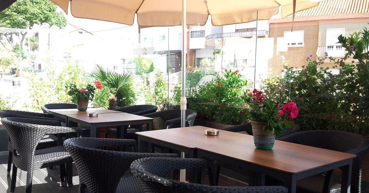 Terraza Restaurante Távola