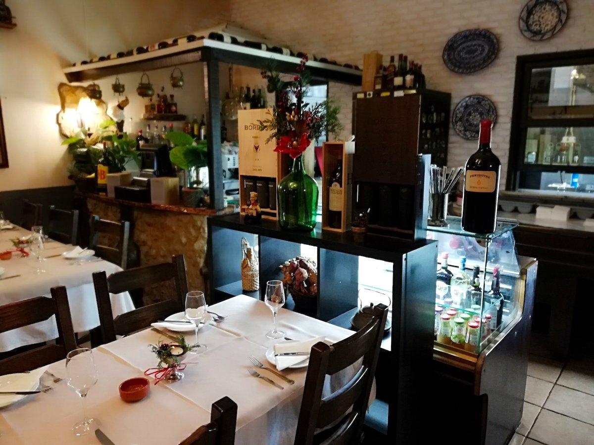 Espacio Restaurante Távola