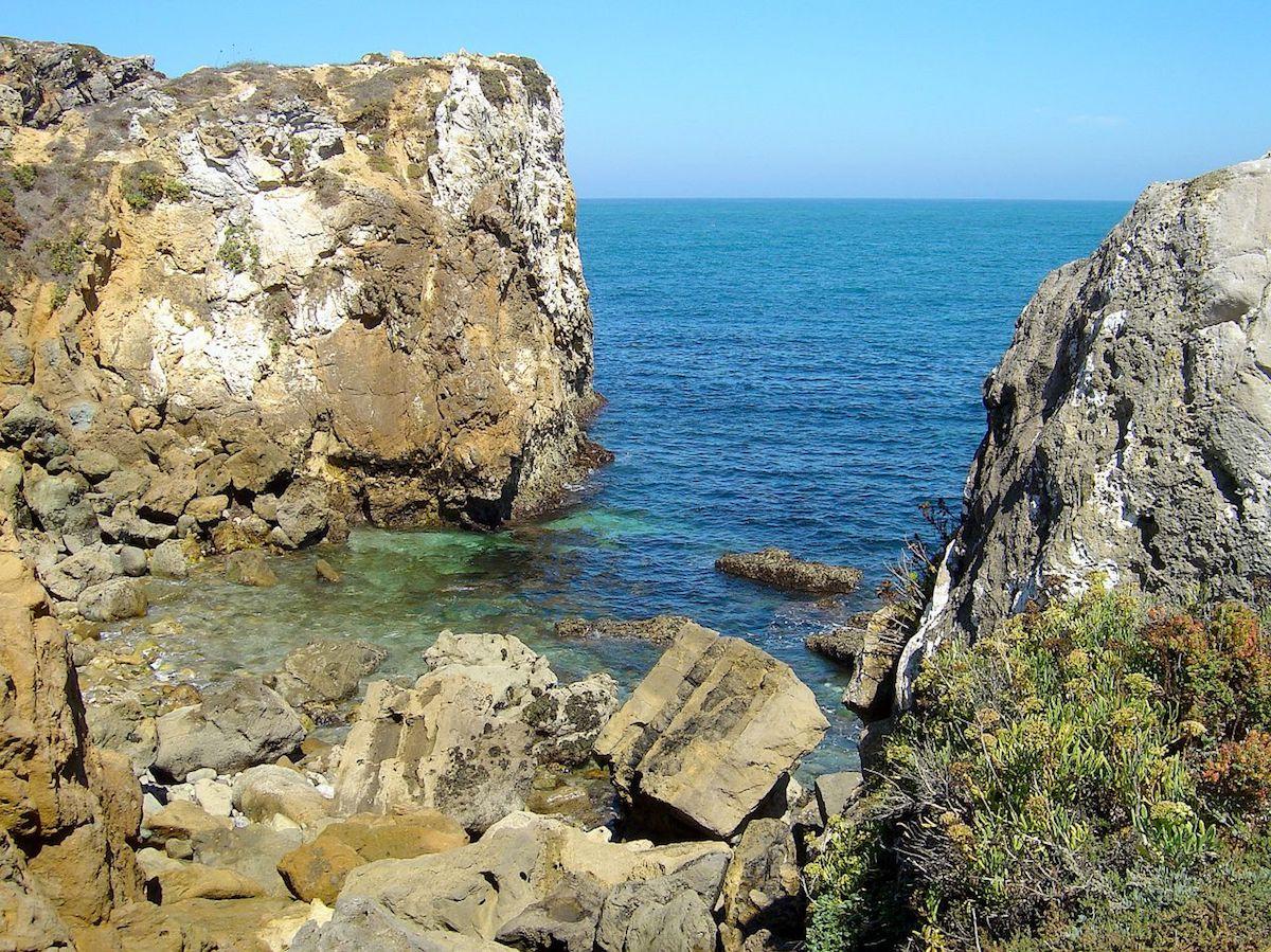 Rocas calcáreas Papoa 2