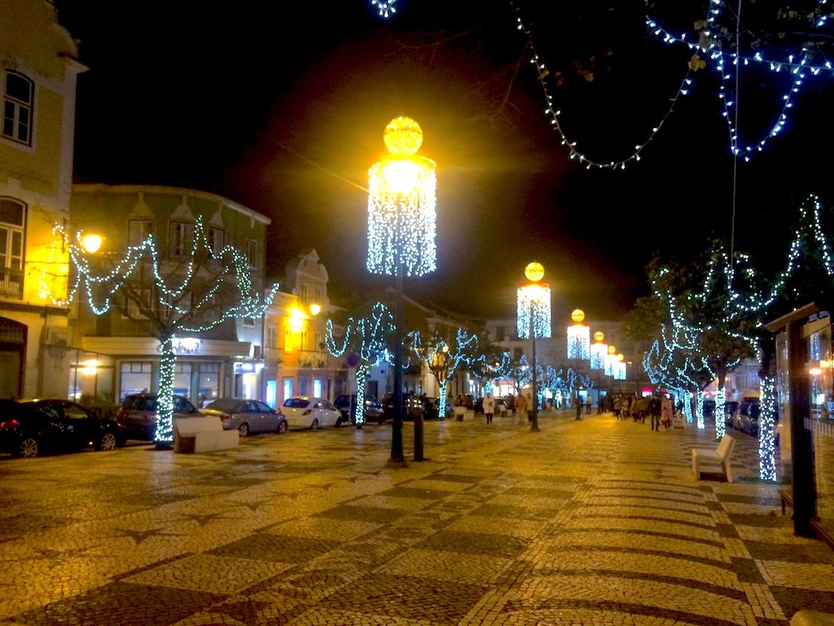 Plaza la Frutal Navidad Caldas 2019