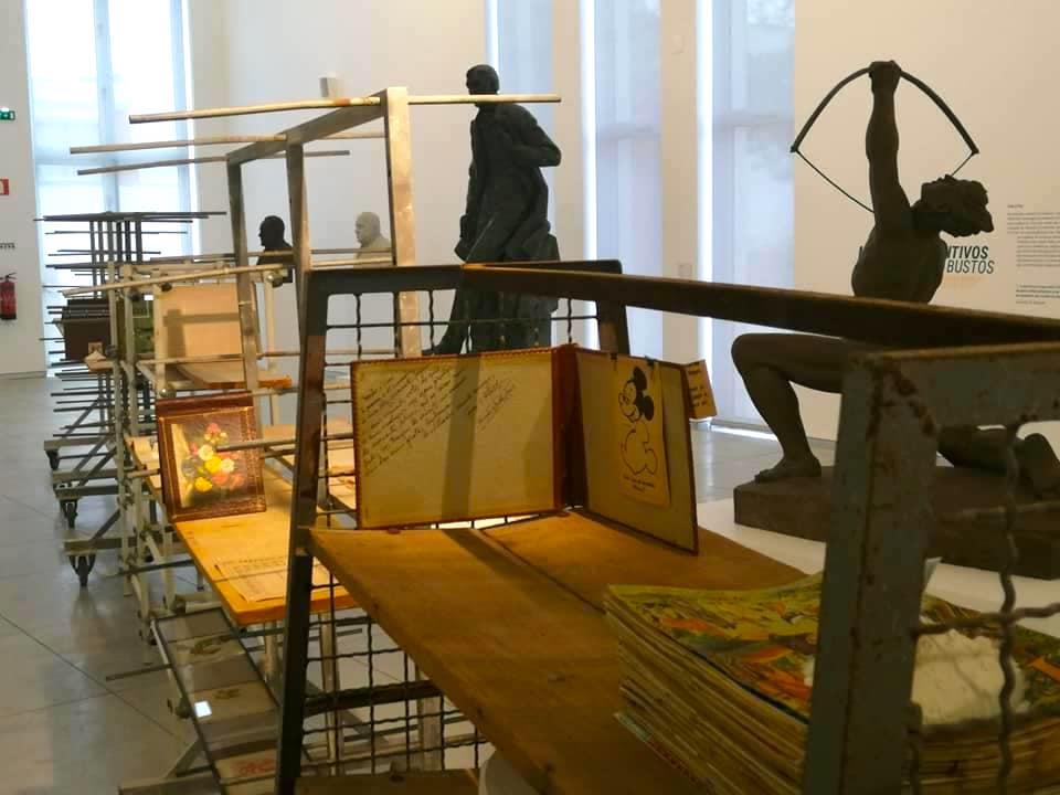 Más obras Museo Almeida Caldas da Rainha
